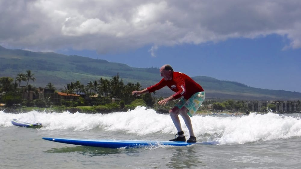 What To Expect From A Surf Lesson