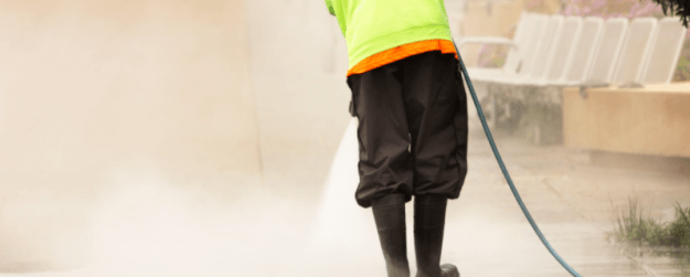 Benefits of Water Pressure Washing for Your Home