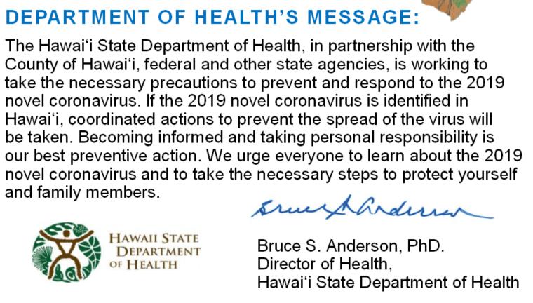 COVID-19 | Hawaii County, HI
