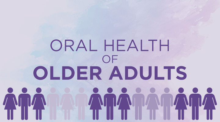 Oral Health of Older Adults [INFOGRAPHIC]