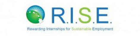 R.I.S.E. - Rewarding Internships for Sustainable Employment logo - Sustainable Business