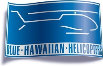 Blue Hawaiian Helicopters - Big Island Adventure Travel & ecotourism