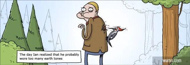 Earth Tones - Enivronmental Satire Cartoons