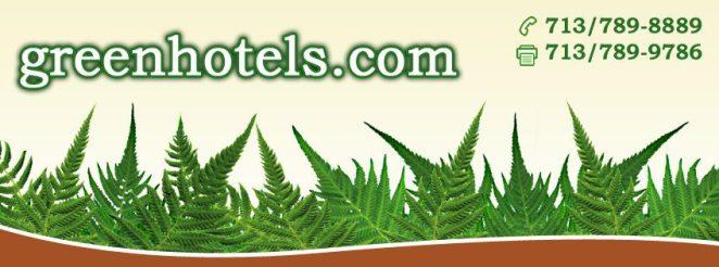 Green Hotels Association banner - ecotourism website