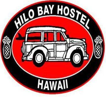 Hilo Bay Hostel Logo - Big Island Hostels