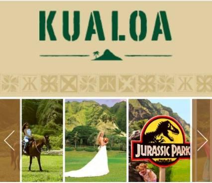 Kualoa Adventure Ranch - Ohau adventure travel & ecotourism