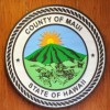 Maui County Logo - Clean Water Act