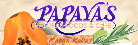 Kauai Health Food Stores & Nutrition Stores