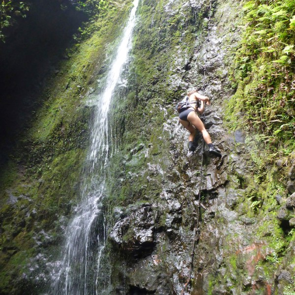 7 Falls Hike, Oahu, Hawaii !Dangerous Hike!
