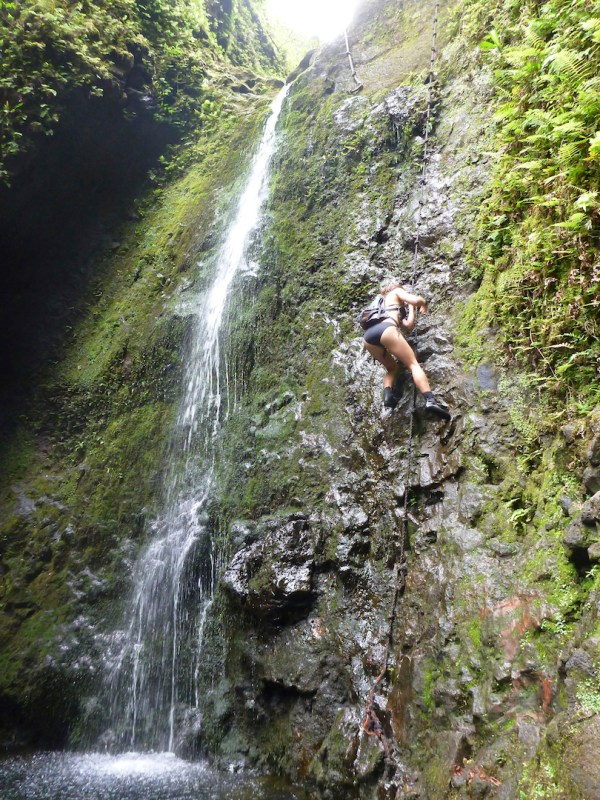 7 Falls Hike Oahu Hawaii Dangerous Hawaiifunshine