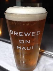 Brewed on Maui