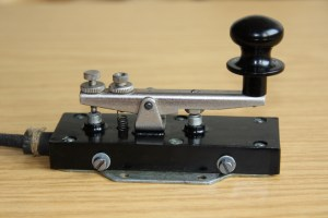Morse Key 10RT without cover from gynti_46 on Flickr