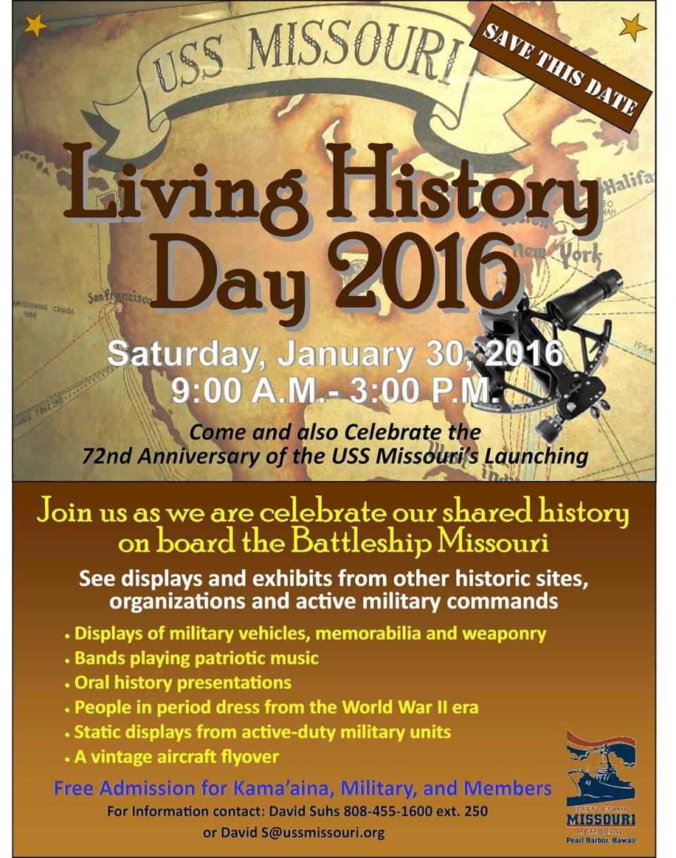 livinghistory2016savethedateflyer