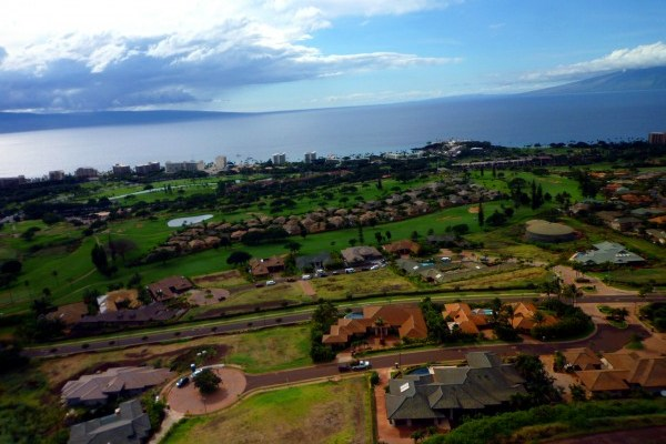 Kaanapali Golf Estates Homes