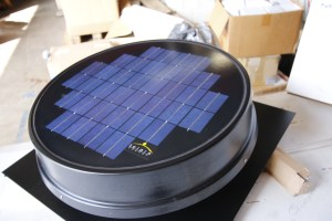Solario Solar Fan Hawaii