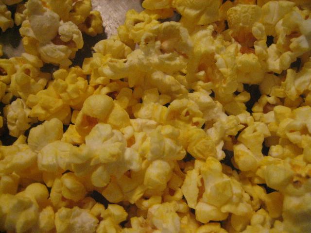 Free movie popcorn
