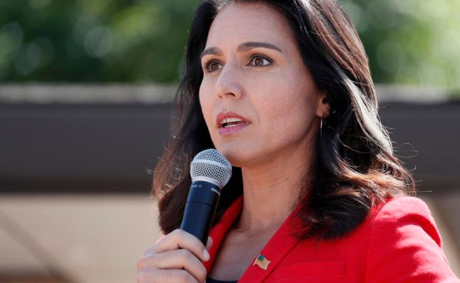 Tulsi Gabbard To Return To Campaign Trail After National