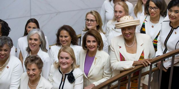 Here's why Democratic women are wearing white to the State of the Union