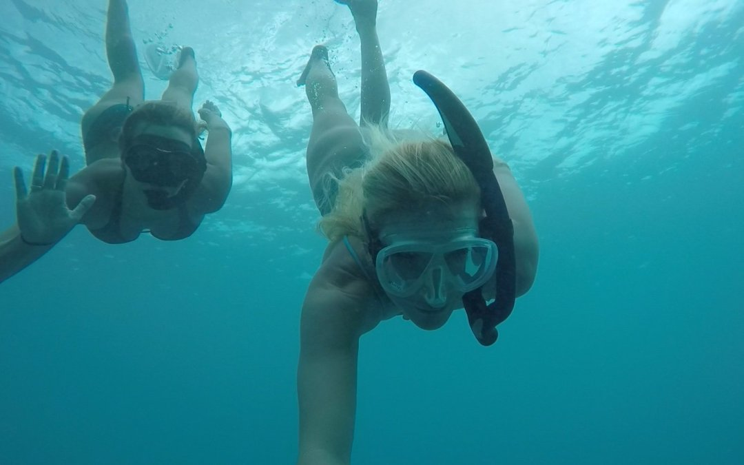 the very best snorkeling maui has to offer is found around lanai