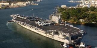 USS Ronald Reagan 060628-N-4776G-144
