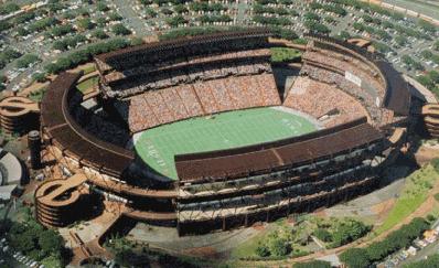 From 'Termite Palace' to Multi-Million Dollar Aloha Stadium