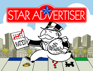 For monopoly Star Advertiser, more is not enough