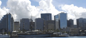 Honolulu Skyline (Photo courtesy of UHERO)