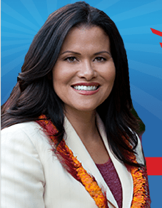 City Council Member Kymberly Marcos Pine