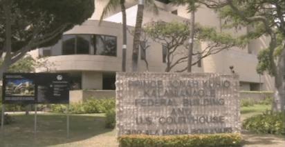 US District Court - Hawaii