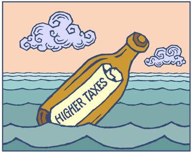 Hawaii bottle bill tax hike, a message in a bottle, higher taxes, fees
