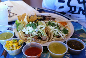 Maui Tacos' Famous Fish Tacos