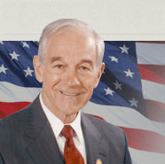 Congressman Ron Paul, R-Texas