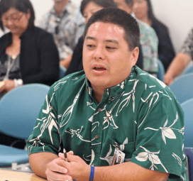 NO RAISE: Hawaii Chief Elections Officer Scott Nago will not get a $36,000 annual pay raise. (photo by Mel Ah Ching)