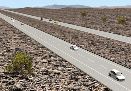 Queen Kaahumanu Highway widening project