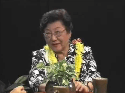 Former Congresswoman Pat Saiki to head the Hawaii GOP - again