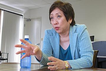 U.S. Rep Colleen Hanabusa, D-Hawaii