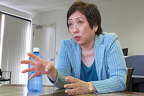 U.S. Rep Colleen Hanabusa, D-Hawaii