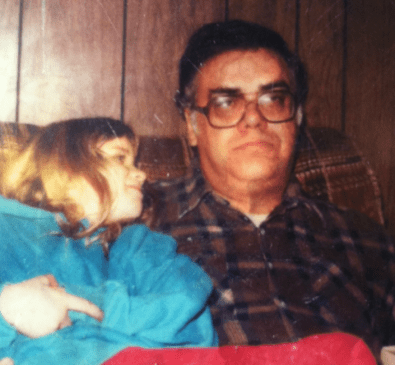 Angela Whitworth hopes her father's killers will be brought to justice.