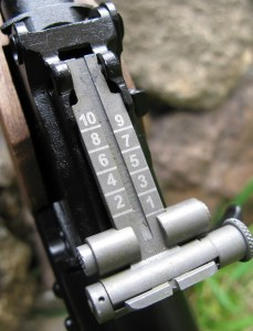 RPK style rear sight