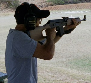 Rob the range