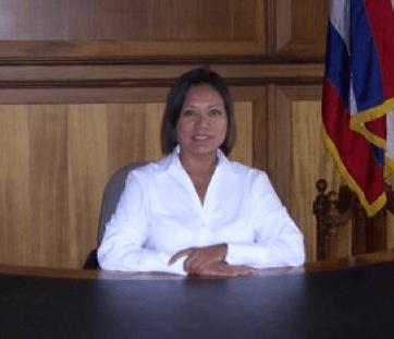 Rep. Rida Cabanilla is the House majority floor leader