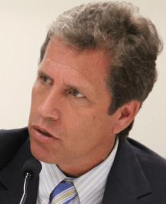 Former City Council Member Tom Berg