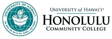 Honolulu Community College logo