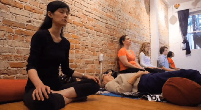 Mindfulness Movement a 'Revolution' for Stressed Americans