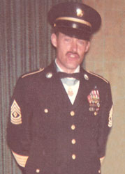 Cmd. Sgt. Mgr. Delbert Jennings, MOH US Army