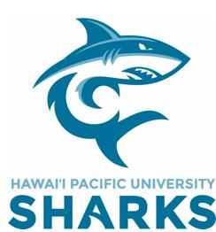 HPU Sharks logo