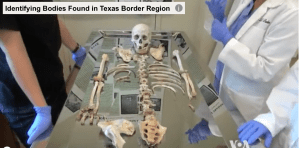 Texas University Helps Identify Bodies Found in Border Region