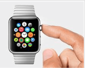 Apple watch via Reason