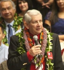 Senator Sam Slom 2