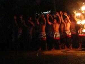 Ubud kecak dance
